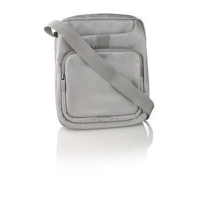 Picture of METRO LAPTOP BAG in Silver