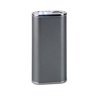 Picture of VIGOR 5200 POWER BANK PORTABLE CHARGER in Dark Grey