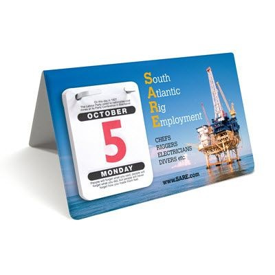 Picture of EASEL DESK CALENDAR