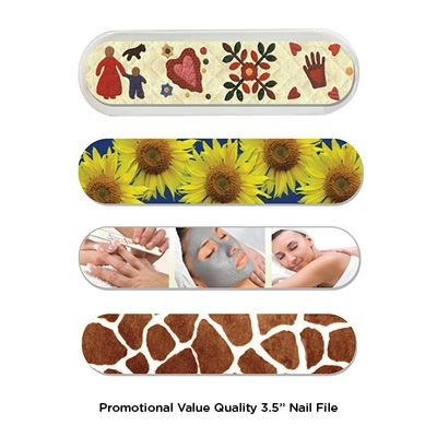 Picture of PROMOTIONAL 3 INCH VALUE NAIL FILE