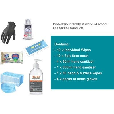 Picture of FAMILY PROTECTION PACK