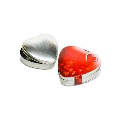 Picture of HEART SHAPE TIN