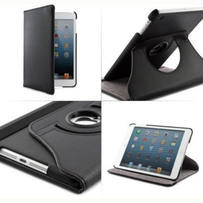 Picture of 360 DEGREE ROTATION IPAD CASE in Black