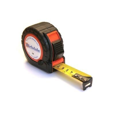 Picture of TT5 TAPE MEASURE in Black with Orange Trim