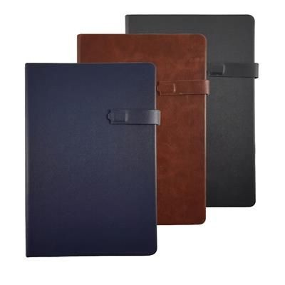 Picture of REGENCY MAGNETIC CLOSURE PREMIUM A5 NOTE BOOK