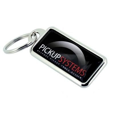 Picture of VEGA HIGH QUALITY SOLID METAL KEYRING