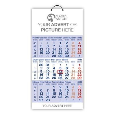 Picture of COMPACT SHIPPING CALENDAR