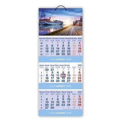 Picture of LARGE SHIPPING CALENDAR