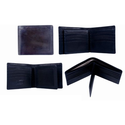 Picture of LEATHER MENS WALLET in Black