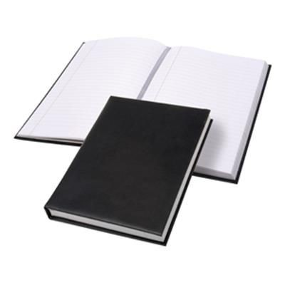 Picture of MALVERN A5 GENUINE LEATHER BOUND NOTE BOOK