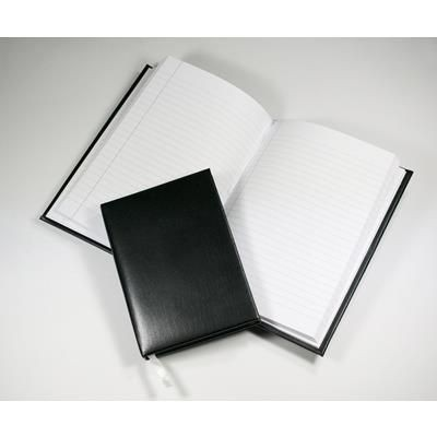 Picture of WARWICK A6 GENUINE LEATHER BOUND NOTE BOOK
