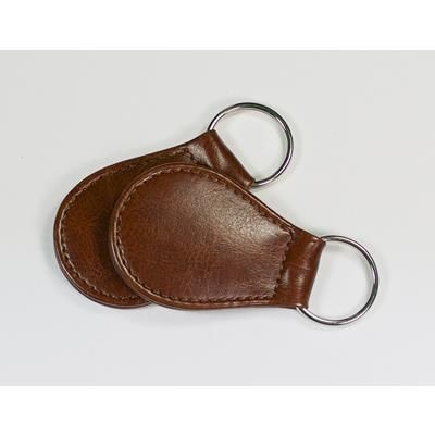 Picture of DARWIN PU KEYRING in Square or Rectangular