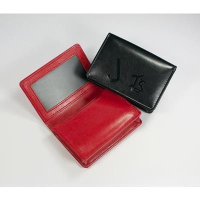 Picture of DARWIN PU BUSINESS CARD HOLDER
