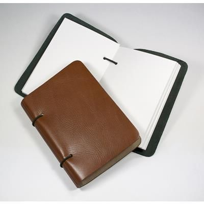 Picture of ECO VERDE GENUINE LEATHER NOTE BOOK