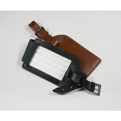Picture of ECO VERDE GENUINE LEATHER LUGGAGE TAG
