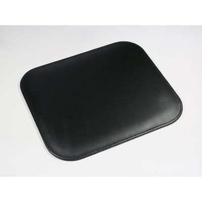 Picture of MALVERN GENUINE LEATHER MOUSEMAT in Black