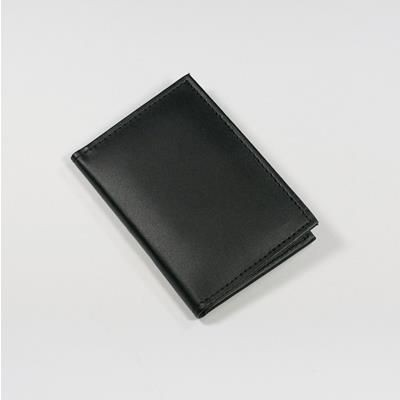 Picture of PU OYSTER CARD HOLDER in Black