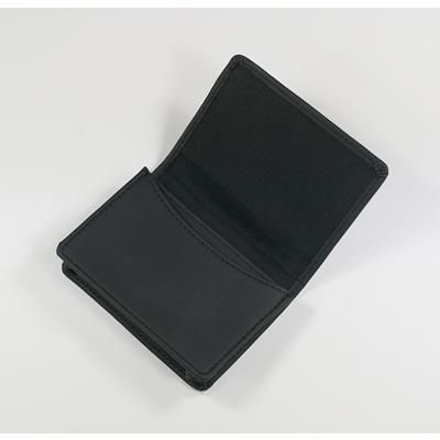 Picture of BURLINGTON PU BUSINESS CARD WALLET in Black