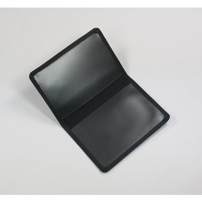 Picture of BURLINGTON PU OYSTER CARD CASE in Black