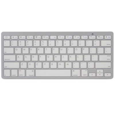 Picture of BLUETOOTH KEYBOARD in Silver & White