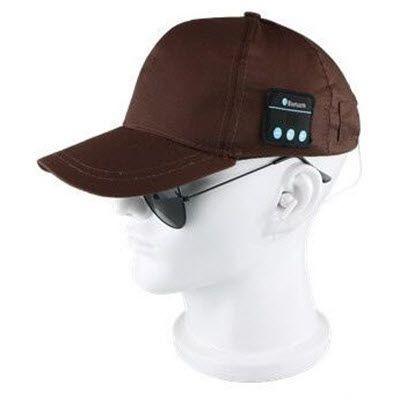 Picture of BLUETOOTH EARBUD BASEBALL CAP