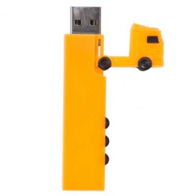 Picture of LORRY SHAPE USB FLASH DRIVE MEMORY STICK