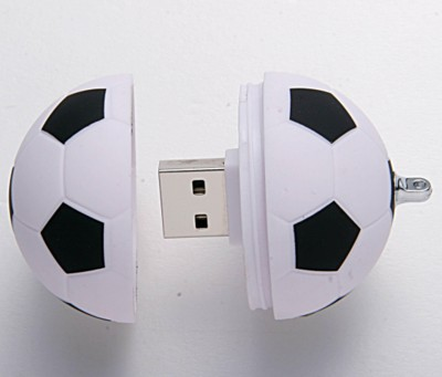 Picture of FOOTBALL USB FLASH DRIVE MEMORY STICK