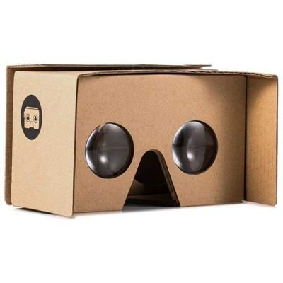 Picture of ECO FRIENDLY GOOGLE CARDBOARD CARD VIRTUAL REALITY HEAD SET