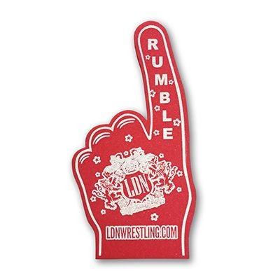 Picture of LARGE 52CM FOAM HAND