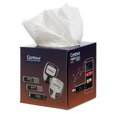Picture of REAL CUBE 50 TISSUE BOX