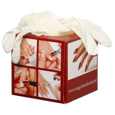 Picture of PRINTED GLOVES BOX