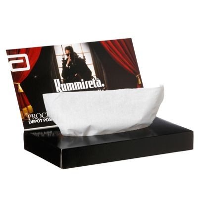 Picture of GREETING CARD TISSUE BOX