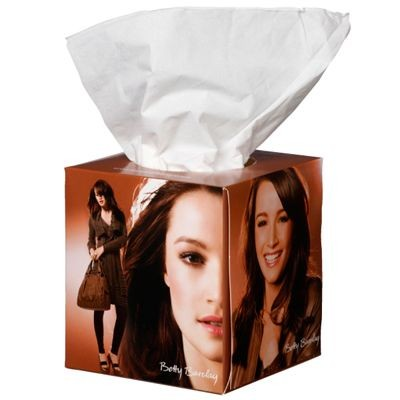 Picture of OUR CUBE TISSUE BOX