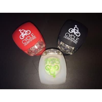 Picture of SILICON BICYCLE LIGHTS