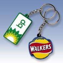 Picture of PVC 2D KEYRING