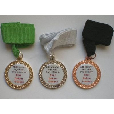Picture of PRINTED INSERT MEDAL