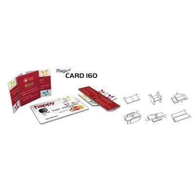 Picture of MAGIC CONCEPT FOLDING ADVERTISING CARD
