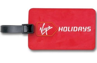 Picture of 2D PVC LUGGAGE TRAVEL TAG