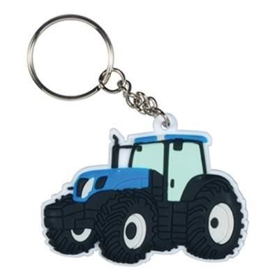 Picture of 2D SOFT PVC KEYRING
