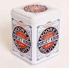 Picture of DORSET KNOB BISCUIT TIN