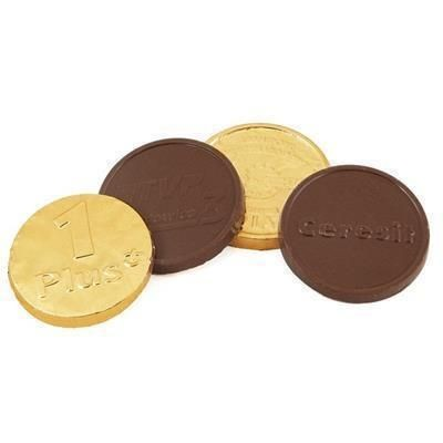 Picture of 55MM MILK CHOCOLATE COIN