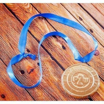 Picture of 66MM MILK CHOCOLATE MEDAL