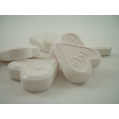 Picture of HEART SHAPE LOGO SWEETS