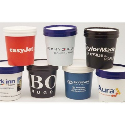 Picture of PERSONALISED ICE CREAM TUB