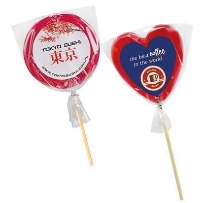 Picture of LARGE LABEL LOLLIPOP