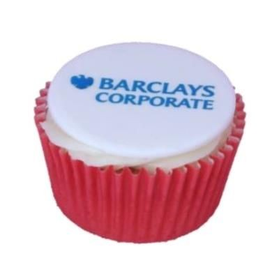Picture of FRESHLY MADE LOGO CUPCAKE