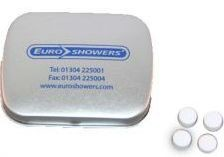 Picture of MINI HINGED LID TIN