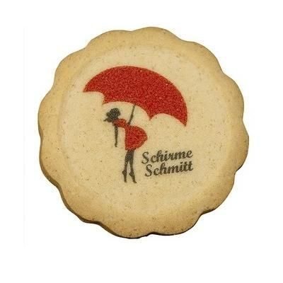 Picture of 6G ROUND SHORTBREAD BISCUIT