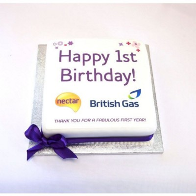 Picture of LOGO CAKE