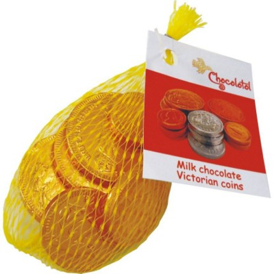 Picture of CHOCOLATE COIN NET